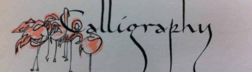 Calligraphy Art by Betz